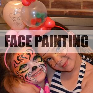 Award Winning Face Painting