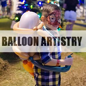 #1 Award Winning Balloon Artist and Balloon Twister in Naples/ Fort Myers