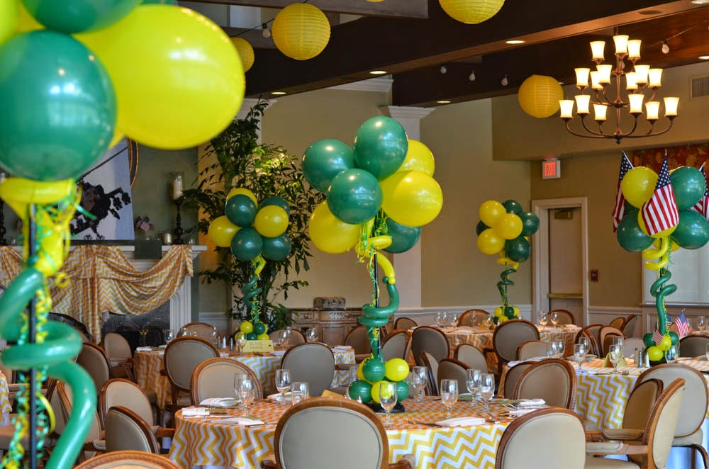 Balloon Table Centerpiece Fort Myers Florida