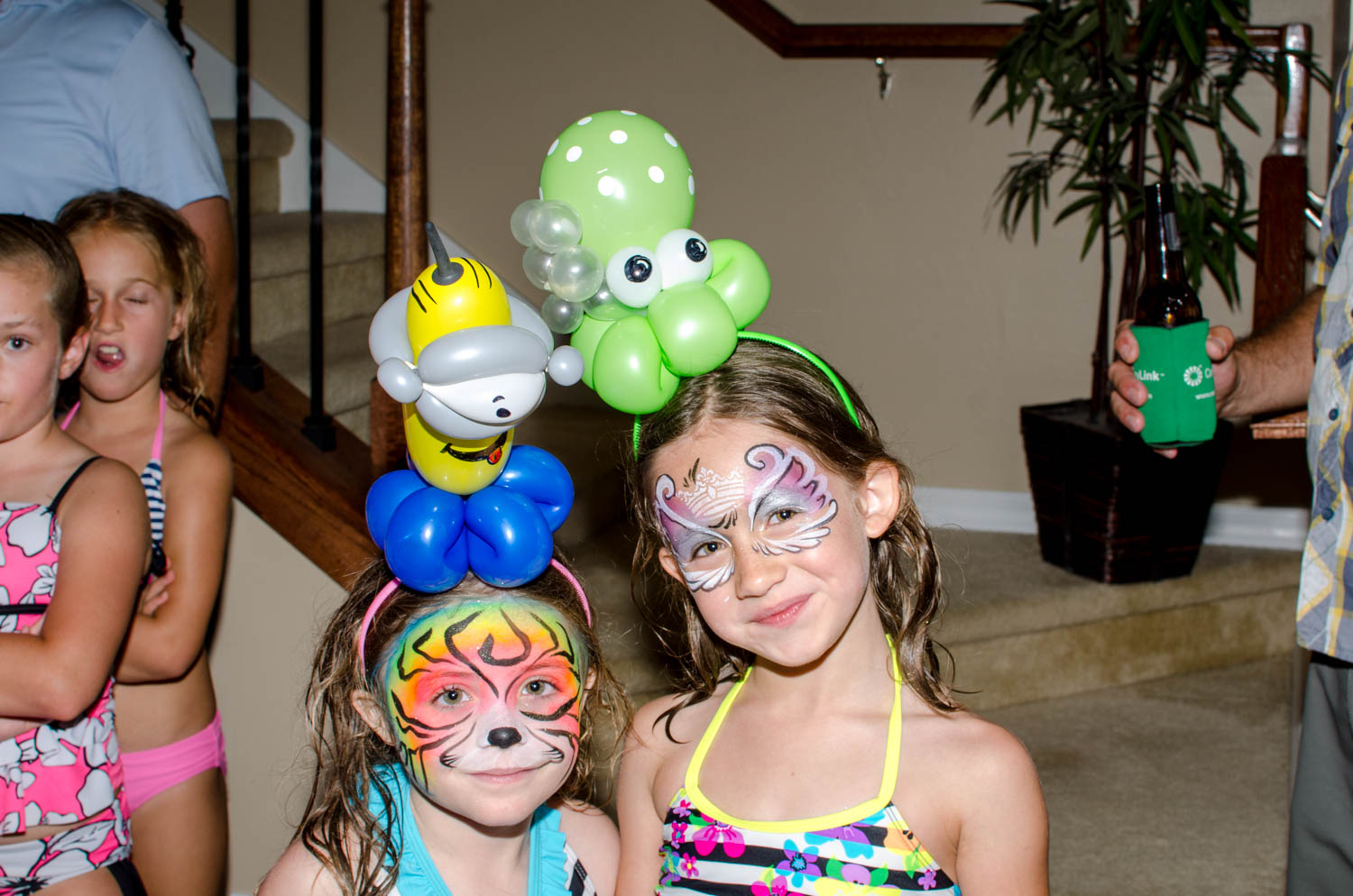 balloons birthday party fort myers